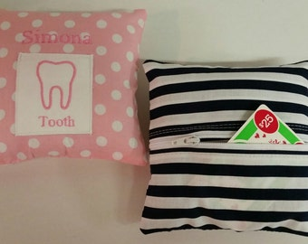 Stuffed Tooth Fairy Pillows