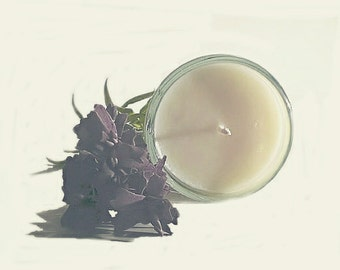 Eucalyptus Sage - Pure Essential Oil Soy Candle