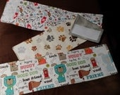 Male Dog Belly Wrap size  xxs to 3xl  many fabrics to choose from
