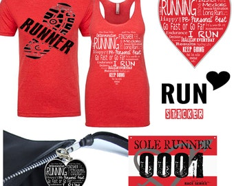 Virtual race - sole runners - sole partner - sole sisters or sole brothers
