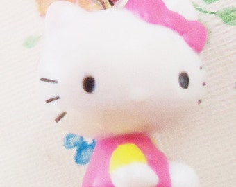 Authentic Hello Kitty Mini Charm. Perfect for your Phone