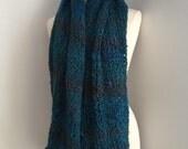 Rue shawl - blanket shawl