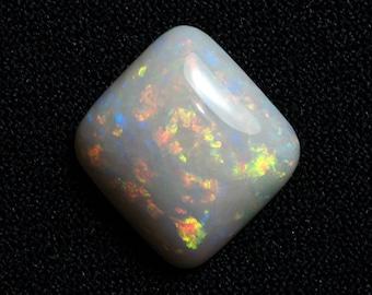 Australian Opal with Multicolor Fire - 4.86 Carats