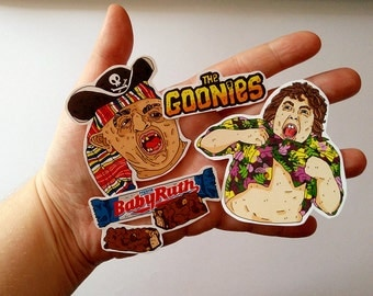 Stickers // The Goonies