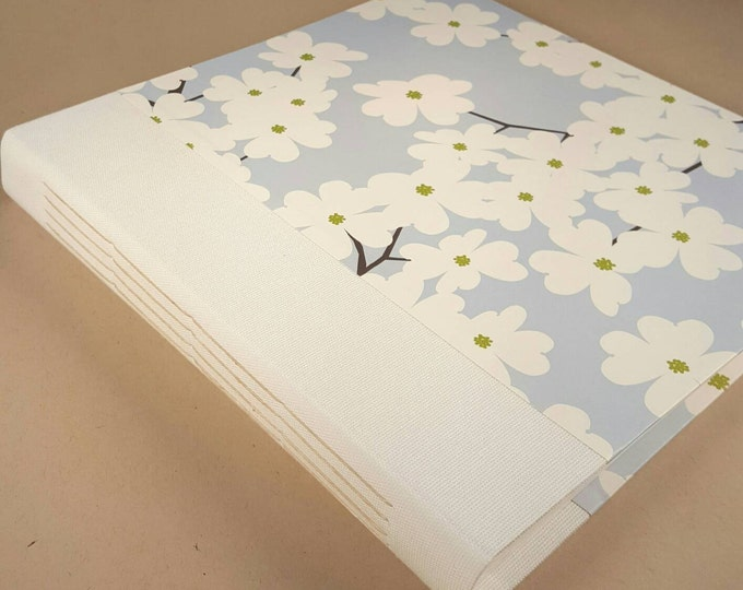 Photo Album - Guestbook - Baby Scrapbook - Baby Photograph Album - Wedding Book - Scrapbook - Large Sketchbook