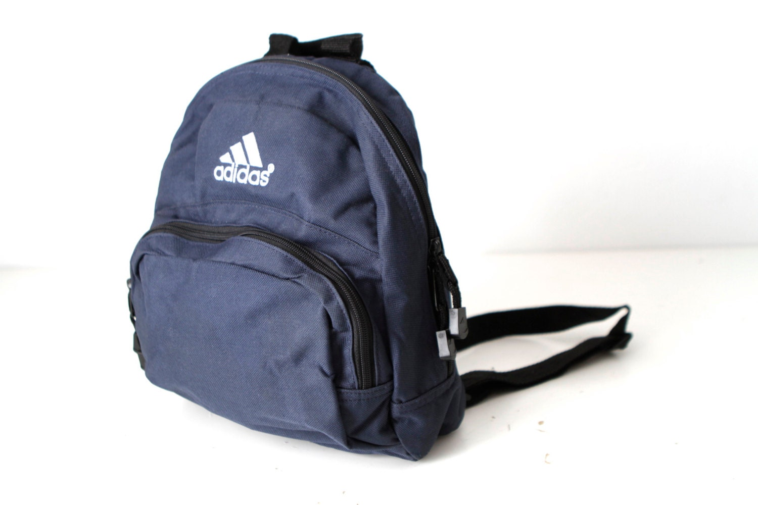 Queens Purse Vintage Adidas Sportswear Active Wear Mini Backpack By