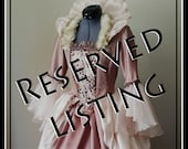 RESERVED LISTING - For Danielle - 1st payment out of 4