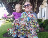 Nursing Cover - Marvels Super Hero's