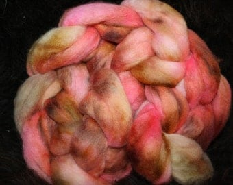 """Signature """"Serendipity"""" Colorway Top Roving"""