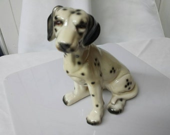 Porcelain Dalmation Dog