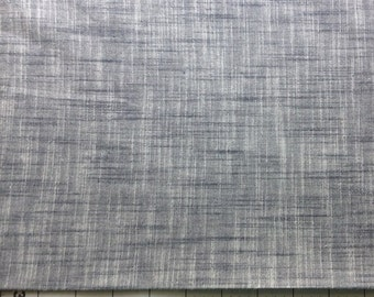 Manchester, Indigo, from Robert Kaufman Fabrics, 1/2 Yard