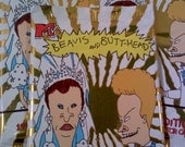 Beavis and Butthead Trading Cards