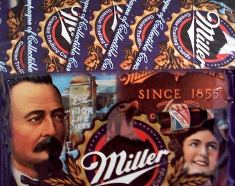 Miller Beer Trading Cards