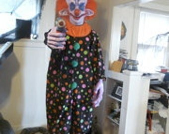 Rudy the 7 ft clown