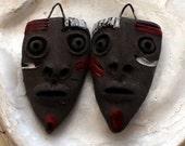 Tribal Mud Masks #10