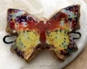 Large Butterfly Bracelet Connector #17