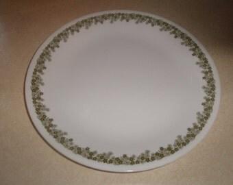 lot 8 vintage corelle corning crazy daisy spring blossom dinner plates