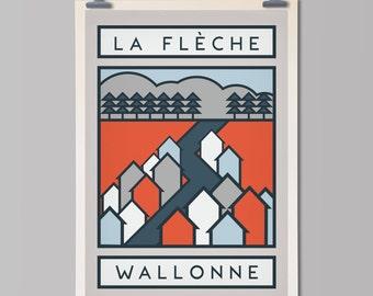 ROUTES - La Fleche Wallone