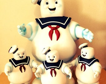 Vintage Ghostbusters Stay Puft Bank
