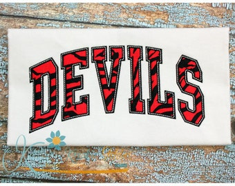 Devils Arched