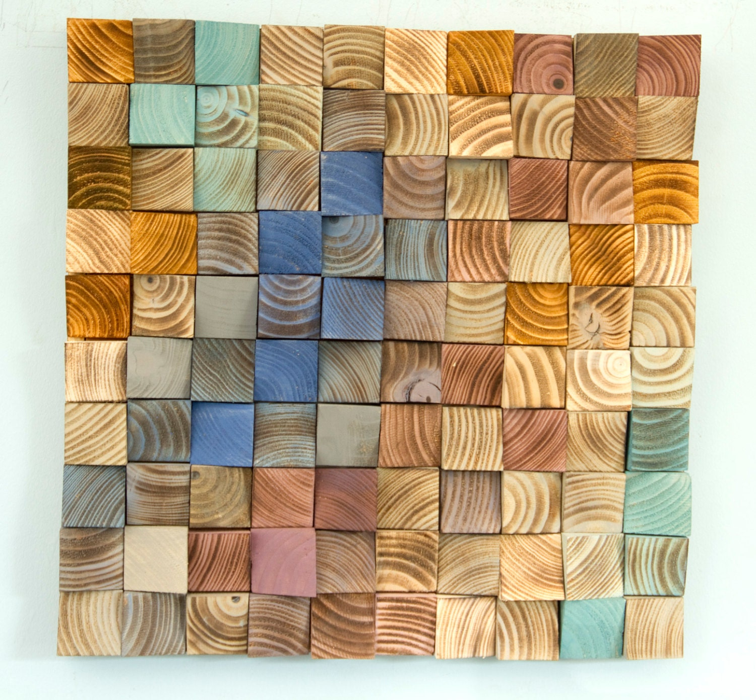 Geometric Wall Art wood wall art, mosaic wodd art, geometric wall art