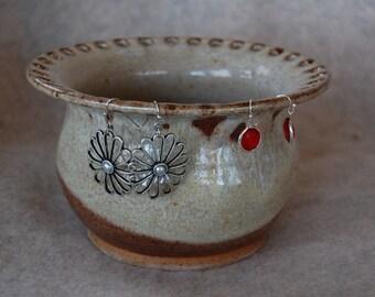 Sand Dune Jewelry Bowl