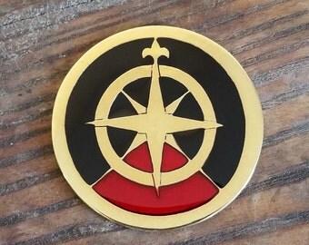 Compass Rose of Ansteorra