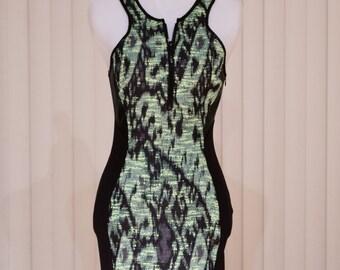 Bond Girl Inspired Dress