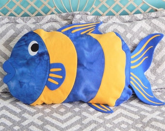 Fish Pillow Sham