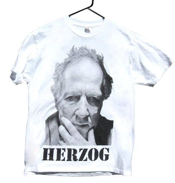 Werner herzog t shirt sizes s m l xl for Werner herzog t shirt