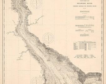 Delaware River – 1896