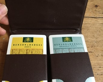 Benson & Hedges 100 Cigarettes Tobacco Promotional Playing Card Double Pack