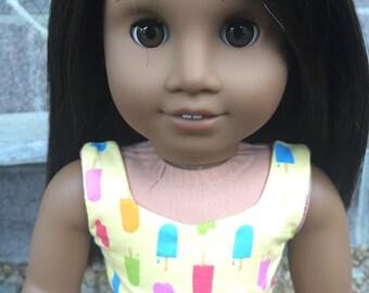 American girl doll crop top