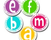 ALLITERATIONS Personalized stickers for Teachers