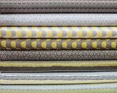 Market Road from Windham Fabric Bundle - Half Yard Bundle - 8 Half yard pieces (B362)
