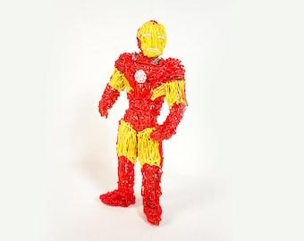 SALE: 3Doodled Iron Man Figure