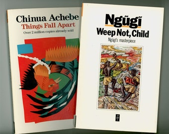 a literary analysis of weep not child by ngugi Weep not child by ngugi wa thiongo essay - introduction a family entails a cluster of parents and the existent or non-existent children cohabiting in the same environment the simple definition also summaries.