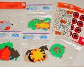 Die Cut and Sticker Lot - Memories Forever, Stickopotamus, The Cutting Corner