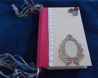 Frame Altered Book/Journal