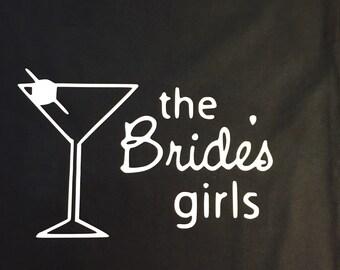 Brides maid shirts