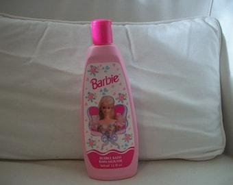 Vintage Avon Barbie Bubble Bath