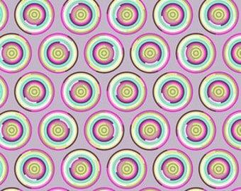 Free Spirit Tula Pink Hypnotizer  in Rasberry