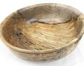 Spalted wooden Bowl, 462