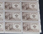 US stamps #995  mint 10 stamps       1950 Boy Scouts