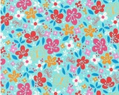 Spring Gardens from Robert Kaufman's Cherry Blossom Garden Collection by Wendy Kendall