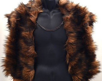 The Wookiee - Faux Fur Cape