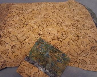 Batik Pillowcase