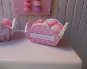 Laduree macarons box,,,1.12 th