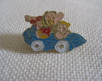 Vintage Flintstones Pin