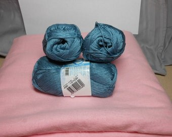 Alize Miss Solid 498  steel blue, gray blue, pewter blue